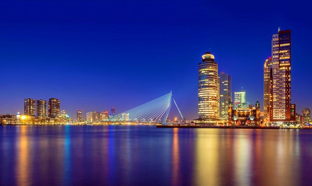 speeddaten Rotterdam binnenstad